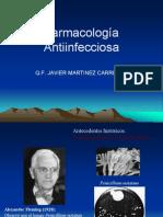 Farmacología Antiinfecciosa