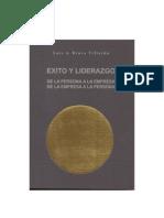 Libro Exito y Liderazgo