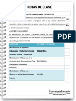 Financiera de Proyectos