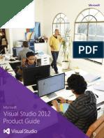 Visual Studio 2012 Product Guide