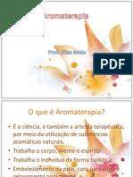 1 - Apresentação-Aromaterapia