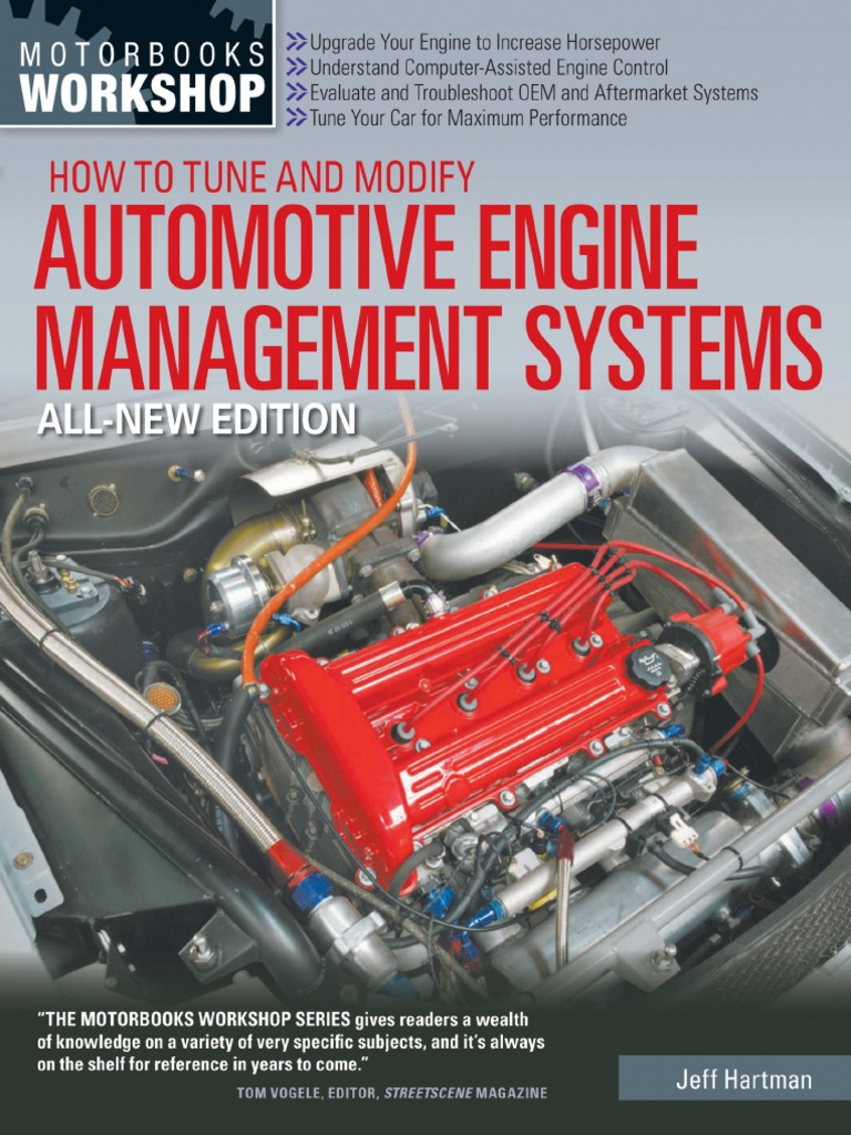 How To Tune and Modify Automotive Engine Management Systems   Fuel  Injection   Carburetor