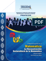 Matematica Bolivia