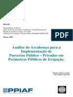 Análise Do Arcabouço Para Implementação de PPPs Em Perímetros Públicos de Irrigação_Banco Mundial