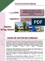 Basededatos Multimedia 120725225945 Phpapp02