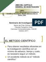 Metodologia General de Investigacion