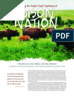 Bison Nation