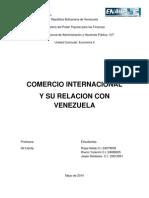 Comercio Internacional 3C