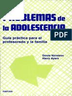 Problemas de La Adolescencia (2)