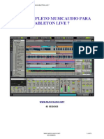 Manual Completo Para Ableton Live 7