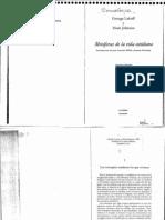 Lakoff y Johnson - Metaforas de La Vida Cotidiana - Seleccion de Caps