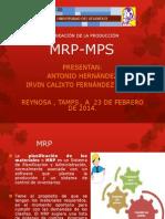 MRP VS MPS