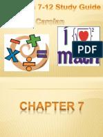 math powerpoint - joey carolan