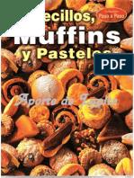Coleccion Paso a Paso - Panecillos Muffins Y Pasteles
