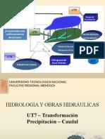 UT07 - Transformación Precipitación - Caudal.pdf