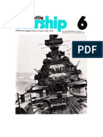 (Warship Profile No.6) KM Prinz Eugen - Heavy Cruiser 1938-1947