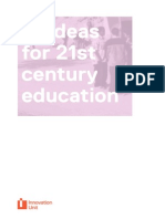 10 Ideas for 21st Century Education
