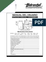 Manual Motobomba Autocebante v.e.01 10