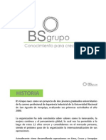 Presentacion Bs Grupo Pdmin Online 2013 i Lima
