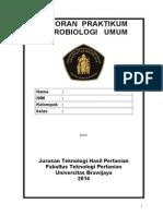 LKP Mikrobiologi Umum