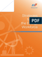 Manpower StrategiestoFuelEnergyWorkforce