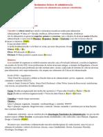 Conhecimentos Básicos de Administração Geral CEFET