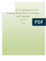 Fairtrade, Employment and Poverty Reduction in Ethiopia and Uganda - Final Report to DFID, April 2014