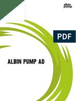 Albin - Ad Brochure