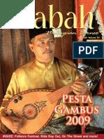 Sabah Malaysian Borneo Buletin July 2009