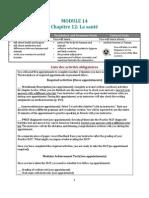 Chapter 12 LP Liaisons