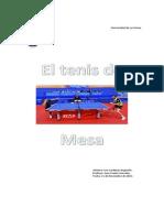 Tenis de Mesa