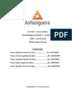 Atps Calculo II - Pronta