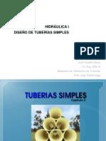 Capitulo2 Tuberías Simples