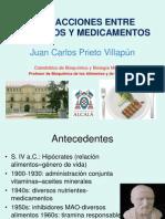 Interacciones Entre Alimentos y Medicamentos-2011