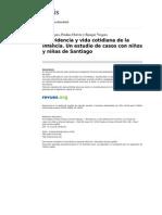 Polis 830 26 Televidencia y Vida Cotidiana de La Infancia Un Estudio de Casos Con Ninos y Ninas de Santiago
