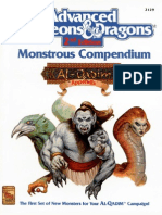 [Accessory] [2129] Monstrous Compendium I
