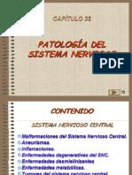 35, Patologia Del Sistema Nervioso