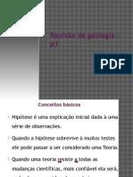 Revisão P1 - Geologia