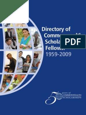 Directory 1959 2009 Full | University | Academia