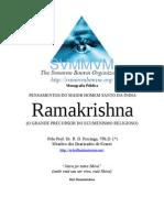Pensamentos de Ramakrishna