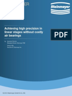 White Paper High Precision Stages