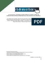 Avaliação Da Atividade Antibacteriana e Modulatória