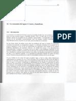331-391 La Economía Del Agua I. Costes y Beneficios