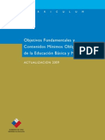 Marco Curricular Ed Basica y Media Actualizacion 2009 (2)