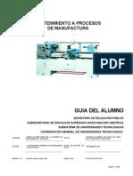 Guìa Del Alumno - Mantto Proc Manufact