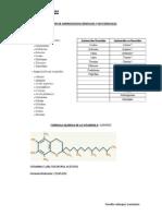 Biologiaaminoacidos Esenciales y No Esenciales, Formula Vitamina e