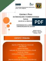 Power Proyecto Lautaro y Mendoza 2010