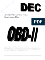 Manual Obd II
