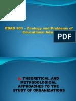 EDAD 303 Ecology