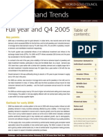 GDT Q4 FY 2005 Briefing Note